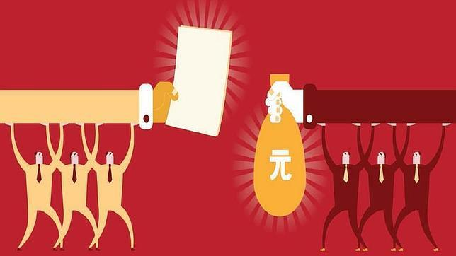 El mercado negro de las investigaciones científicas en China