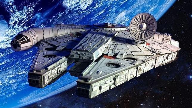 Star wars vii j j abrams ya est construyendo su halc n for Interior halcon milenario