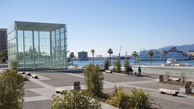 El Centro Pompidou abre en Málaga su primera sede fuera de Francia
