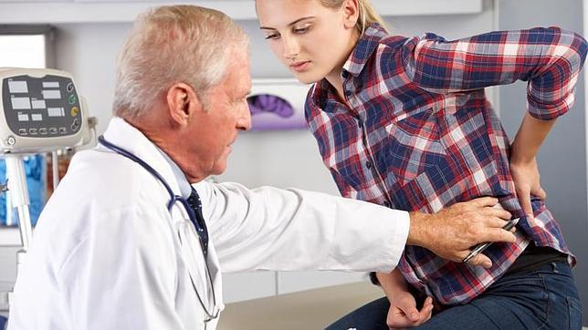 Células madre contra el dolor lumbar