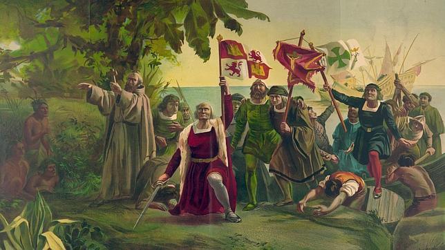 La llegada de Colón a América llevaría pocos años después a muchas españolas a América