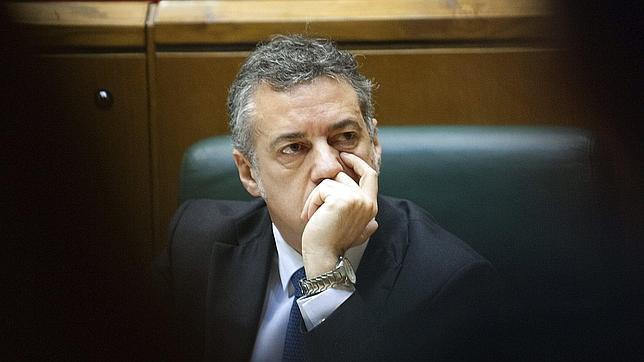 Urkullu pide a rajoy una rectificaci n por las cr ticas a for Declaraciones del ministro del interior