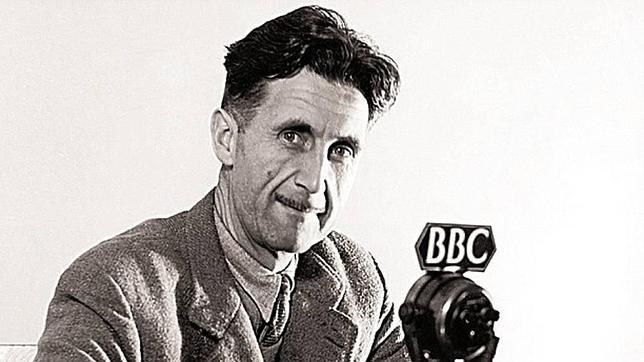 George Orwell, en una imagen de archivo