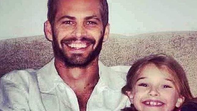 La hija de Paul Walker llora su muerte: «Le amaba incluso antes de saber lo que era amar»