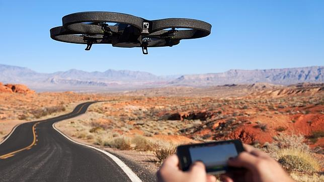 Drones: «juguetes» por 200 euros