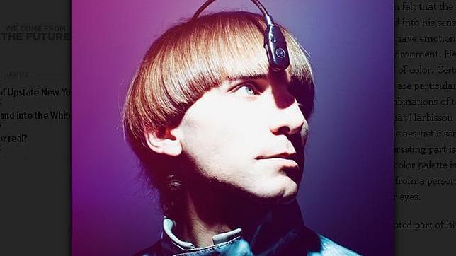Neil Harbisson, la primera persona en el mundo reconocida como «cyborg»