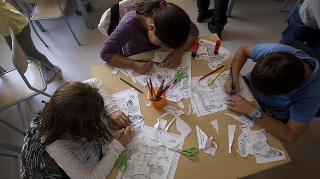 Informe PISA 2012: El rendimiento de los alumnos españoles en Matemáticas, Lectura y Ciencias sigue por debajo de la media de la OCDE