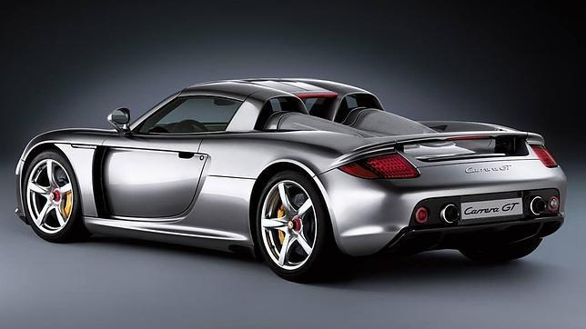 Así es el Porsche Carrera GT en el que murió Paul Walker