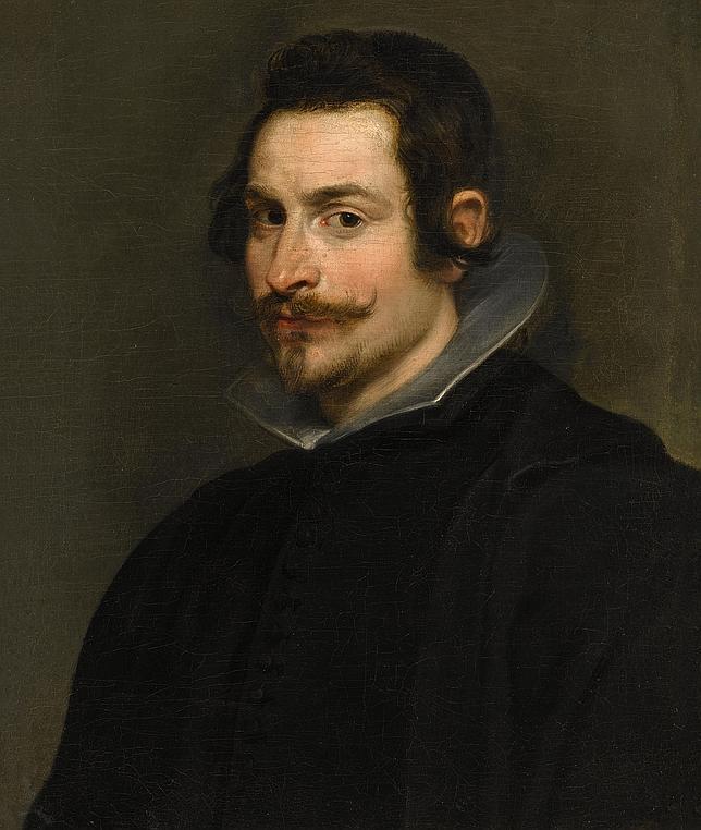 «Retrato de caballero», de Rubens