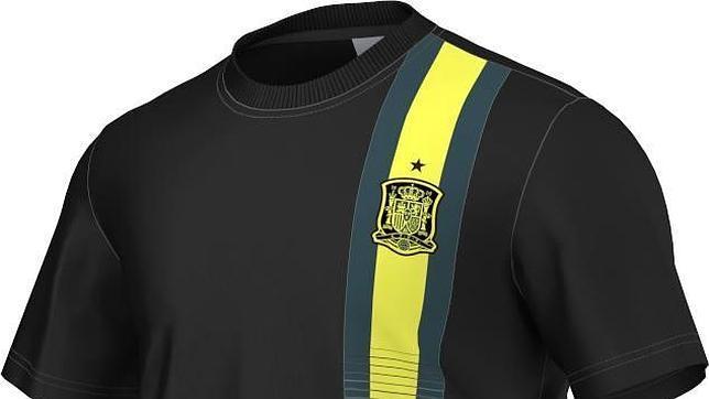 Así vestirá España en el Mundial 2014