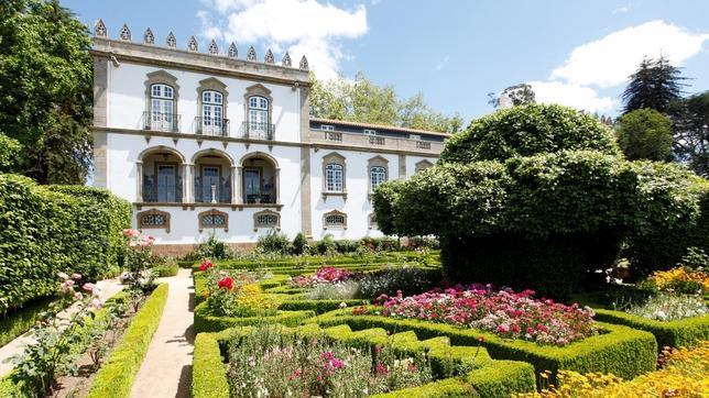 Una espectacular mansión de estilo barroco del siglo XVIII