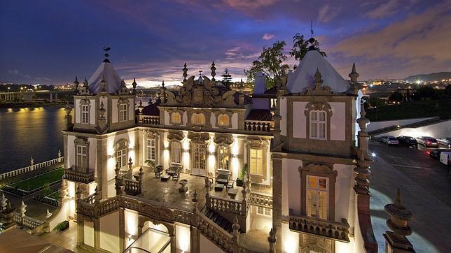 Diez hoteles donde pasar Fin de Año en Portugal