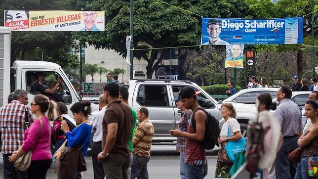 Elecciones en Venezuela 2013: perder o recuperar la democracia, la cruda realidad