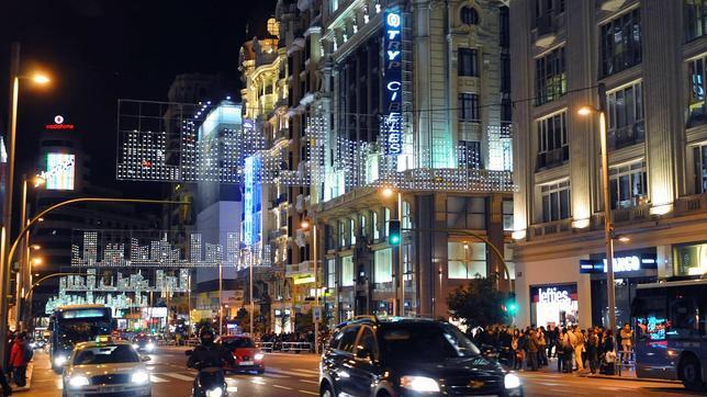 Cortes puntuales de tr fico en el centro de madrid por navidad - Cerrajeros en madrid centro ...