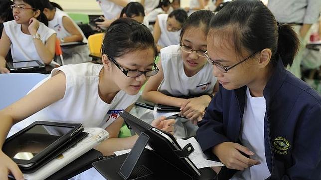 La clave del éxito educativo de Singapur en Pisa: Todo se juega en la escuela primaria