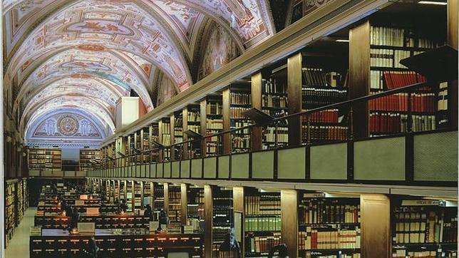 Los grandes manuscritos de la Biblioteca Vaticana, en internet
