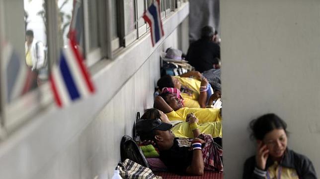 El Gobierno de Tailandia anuncia la disolución del Parlamento