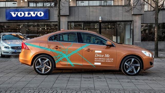 Conducción autónoma Volvo: beneficios para sociedad y consumidores
