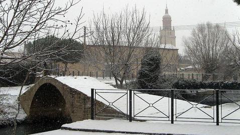 Los diez lugares más fríos de España