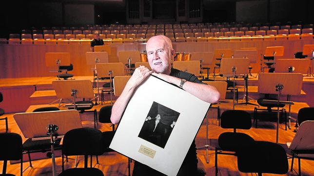 Jesús López Cobos, el pasado verano en el Auditorio Nacional
