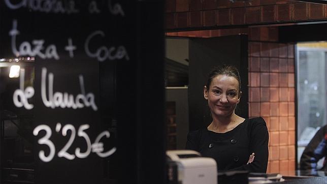 Bárbara Amorós: «En Top Chef todos hemos trabajado muy por debajo de nuestro nivel»