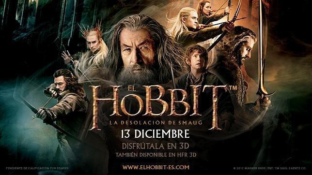 El Rincón Del León Críticas De Cine El Hobbit La Desolación De Smaug