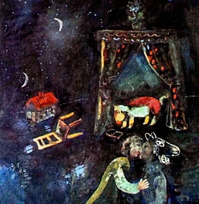 Una familia judía reconoce como propio el Chagall desconocido hallado en Múnich