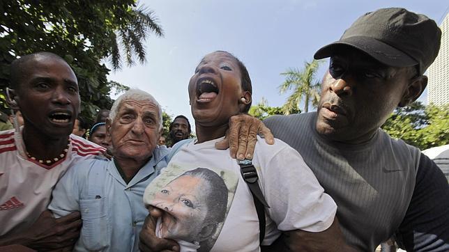 Los negros en Cuba, fuera del Gobierno, del turismo y la televisión