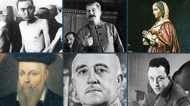 Las 10 noticias de historia más leídas de 2013