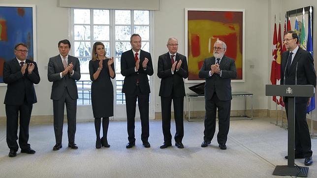Rajoy defiende el diálogo y el sentido común para «desatascar todo conflicto»