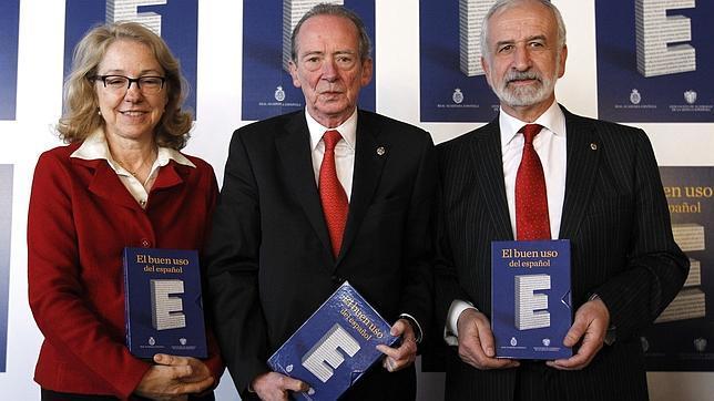 La RAE presenta su manual de «El buen uso del español»
