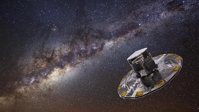 Gaia, el GPS más preciso de la galaxia