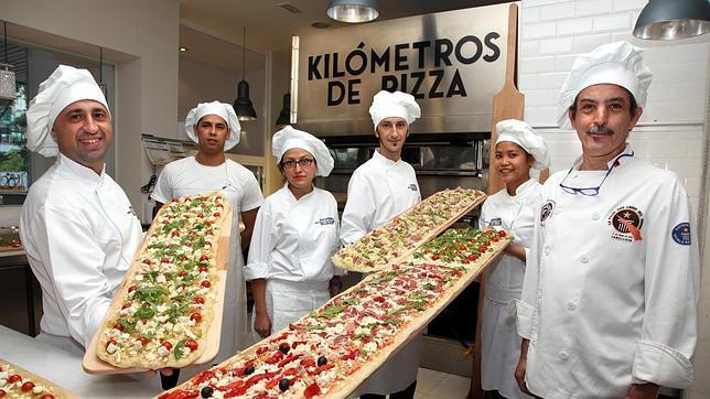 El mejor pizzero del mundo es manchego