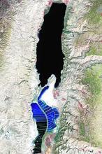 ¿Conseguirá el canal del Mar Rojo salvar el Mar Muerto?