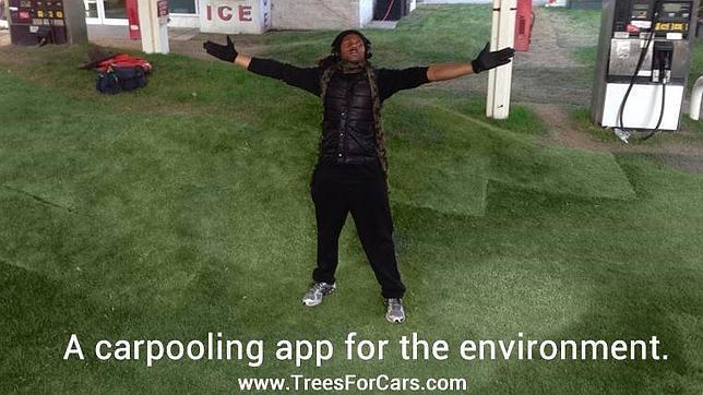 El mendigo que aprendió a programar lanza su primera aplicación