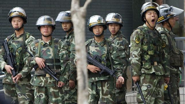 Xinjiang, el polvorín de China