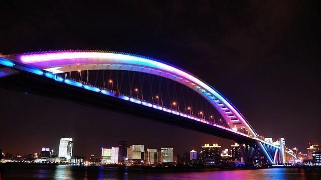Los siete puentes más espectaculares de China