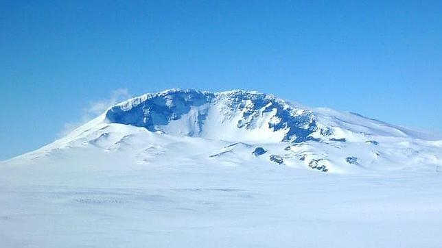 En busca de diamantes bajo el hielo de la Antártida