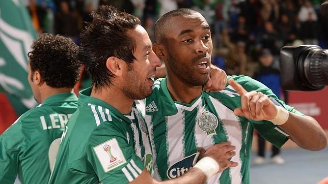 El Raja Casablanca deja a Ronaldinho sin final del Mundialito