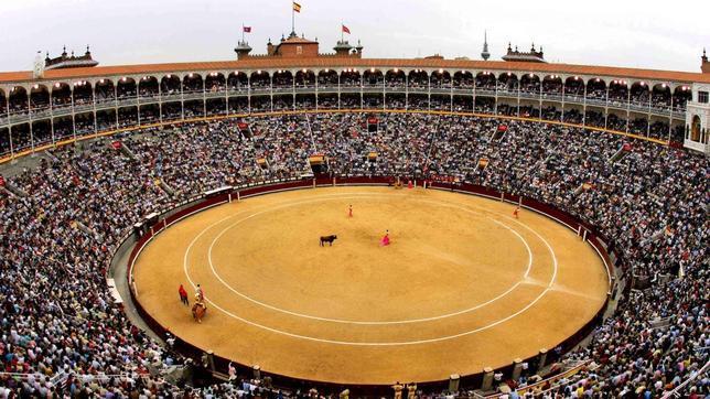 Casi un millón de espectadores acudieron a Las Ventas en 2013