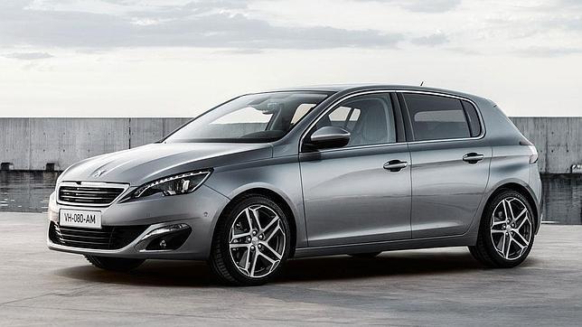 El Peugeot 308 de nueva factura ha sido segundo en el premio anual de ABC.