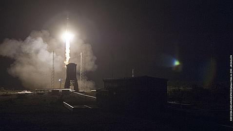 Europa lanza Gaia, un GPS galáctico para censar mil millones de estrellas