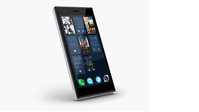 Jolla, nuevo rival de iPhone y Android, disponible en Europa