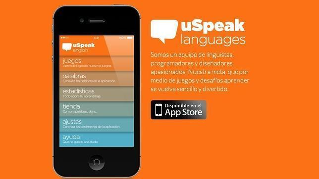 USpeak, para aprender inglés de forma didáctica y económica