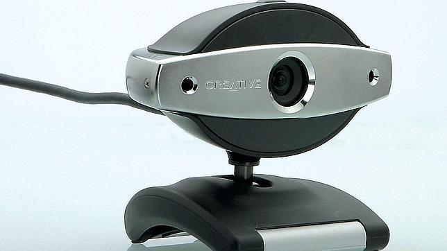 ¿Es posible espiar a través de la webcam del ordenador?