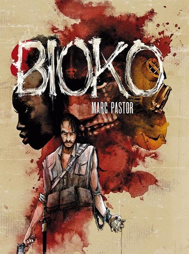 Cubierta de «Bioko»