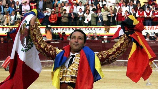 Cesar Rincón faenas