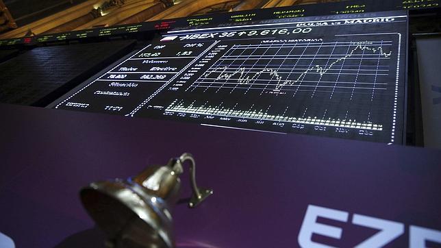 Los valores del Ibex 35 que más subirán en 2014