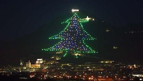 Los árboles de Navidad más espectaculares del mundo
