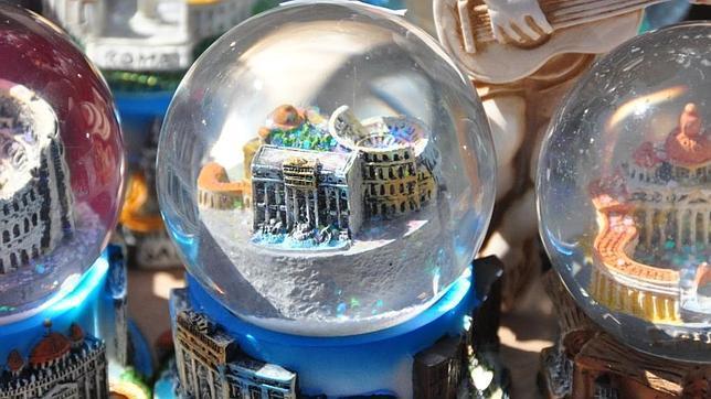 Bolas de cristal nevadas - Bola nieve cristal ...